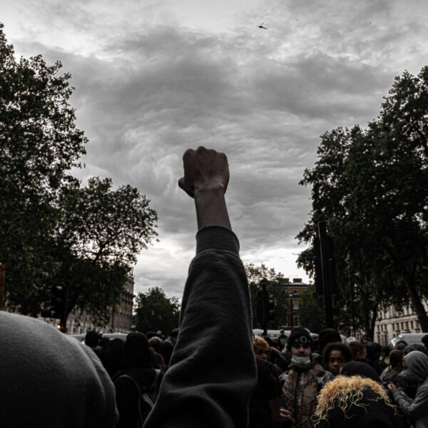Black lives matter - London - Vincenzo Lullo Photo reporter